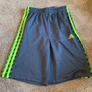 Adidas boy's shorts